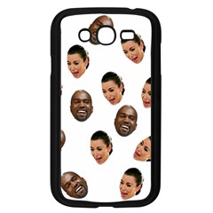 Crying Kim Kardashian Samsung Galaxy Grand Duos I9082 Case (black)