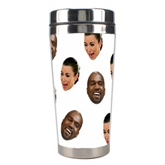 Crying Kim Kardashian Stainless Steel Travel Tumblers
