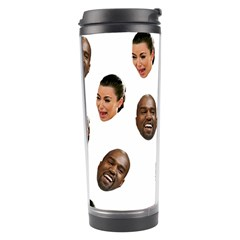 Crying Kim Kardashian Travel Tumbler