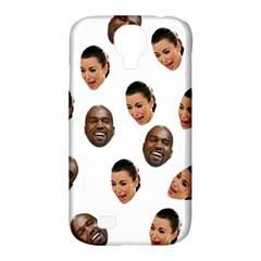 Crying Kim Kardashian Samsung Galaxy S4 Classic Hardshell Case (pc+silicone)