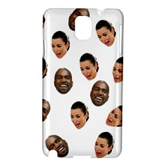 Crying Kim Kardashian Samsung Galaxy Note 3 N9005 Hardshell Case