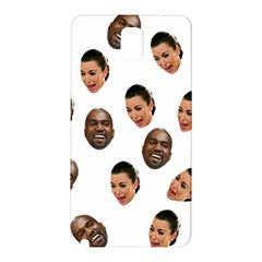 Crying Kim Kardashian Samsung Galaxy Note 3 N9005 Hardshell Back Case