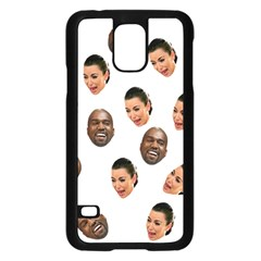 Crying Kim Kardashian Samsung Galaxy S5 Case (black)