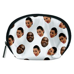 Crying Kim Kardashian Accessory Pouches (medium)