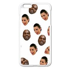 Crying Kim Kardashian Apple Iphone 6 Plus/6s Plus Enamel White Case