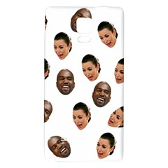 Crying Kim Kardashian Galaxy Note 4 Back Case