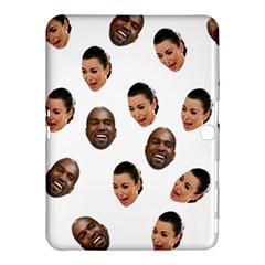 Crying Kim Kardashian Samsung Galaxy Tab 4 (10 1 ) Hardshell Case