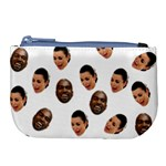 Crying Kim Kardashian Large Coin Purse Front