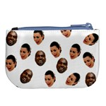 Crying Kim Kardashian Large Coin Purse Back