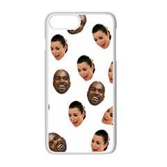 Crying Kim Kardashian Apple Iphone 7 Plus Seamless Case (white)