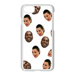 Crying Kim Kardashian Apple Iphone 7 Seamless Case (white)