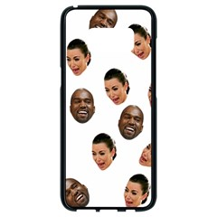 Crying Kim Kardashian Samsung Galaxy S8 Black Seamless Case