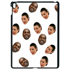 Crying Kim Kardashian Apple Ipad Pro 9 7   Black Seamless Case