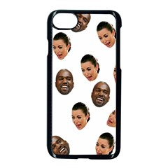 Crying Kim Kardashian Apple Iphone 8 Seamless Case (black)