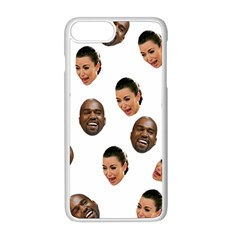 Crying Kim Kardashian Apple Iphone 8 Plus Seamless Case (white)