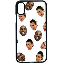 Crying Kim Kardashian Apple Iphone X Seamless Case (black)