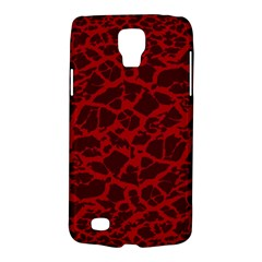 Red Earth Texture Samsung Galaxy S4 Active (i9295) Hardshell Case
