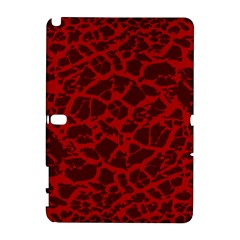 Red Earth Texture Samsung Galaxy Note 10 1 (p600) Hardshell Case