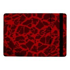 Red Earth Texture Samsung Galaxy Tab Pro 10 1  Flip Case by LoolyElzayat