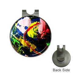 Global Warming 2 Hat Clips With Golf Markers