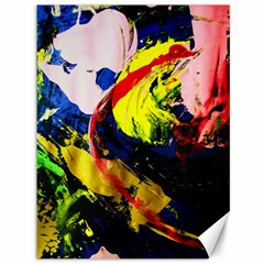 Global Warming 2 Canvas 36  X 48   by bestdesignintheworld