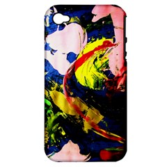 Global Warming 2 Apple Iphone 4/4s Hardshell Case (pc+silicone) by bestdesignintheworld
