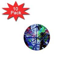 Depression 7 1  Mini Magnet (10 Pack)