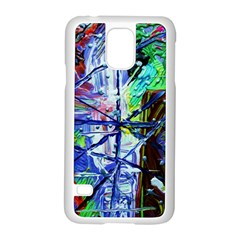 Depression 7 Samsung Galaxy S5 Case (white) by bestdesignintheworld