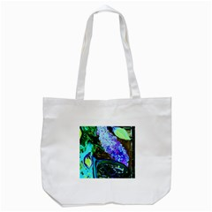 Lilac And Lillies 1 Tote Bag (white)