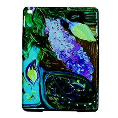 Lilac And Lillies 1 Ipad Air 2 Hardshell Cases by bestdesignintheworld