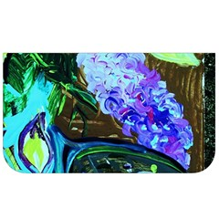 Lilac And Lillies 1 Lunch Bag by bestdesignintheworld