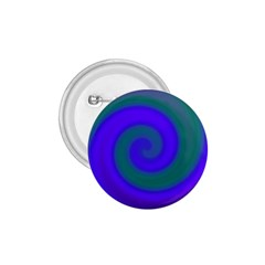 Swirl Green Blue Abstract 1 75  Buttons