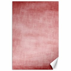 Red Color Patern Art Canvas 20  X 30