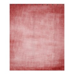 Red Color Patern Art Shower Curtain 60  X 72  (medium)