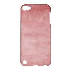 Red Color Patern Art Apple Ipod Touch 5 Hardshell Case