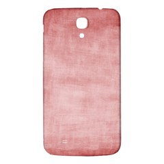 Red Color Patern Art Samsung Galaxy Mega I9200 Hardshell Back Case