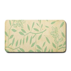 Leaves Vintage Pattern Medium Bar Mats