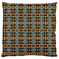 Artwork By Patrick Colorful 2 1 Large Flano Cushion Case (one Side)