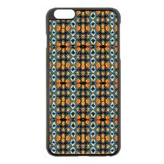 Artwork By Patrick Colorful 2 1 Apple Iphone 6 Plus/6s Plus Black Enamel Case