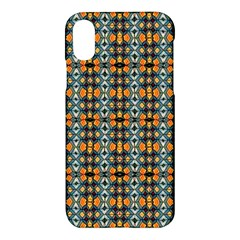 Artwork By Patrick Colorful 2 1 Apple Iphone X Hardshell Case