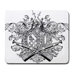 002_hr Large Mousepad by XmasGif