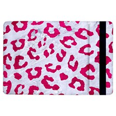 Skin5 White Marble & Pink Leather Ipad Air Flip