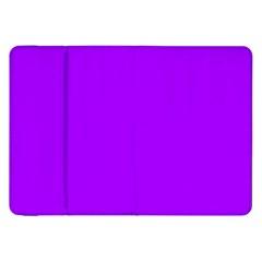 Light Purple Dots Pattern Samsung Galaxy Tab 8 9  P7300 Flip Case