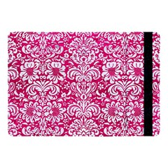 Damask2 White Marble & Pink Leather Apple Ipad Pro 10 5   Flip Case