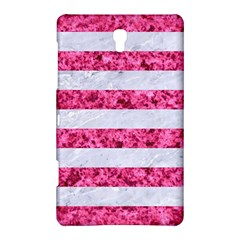 Stripes2white Marble & Pink Marble Samsung Galaxy Tab S (8 4 ) Hardshell Case  by trendistuff