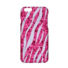 Skin3 White Marble & Pink Marble Apple Iphone 6/6s Hardshell Case by trendistuff