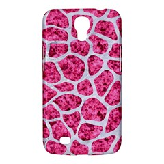 Skin1 White Marble & Pink Marble (r) Samsung Galaxy Mega 6 3  I9200 Hardshell Case by trendistuff