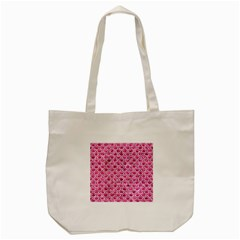 Scales2 White Marble & Pink Marble Tote Bag (cream)
