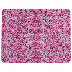 Damask2 White Marble & Pink Marble (r) Jigsaw Puzzle Photo Stand (rectangular)