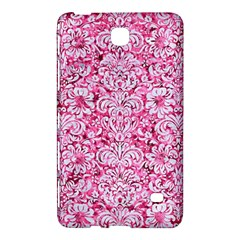 Damask2 White Marble & Pink Marble Samsung Galaxy Tab 4 (8 ) Hardshell Case